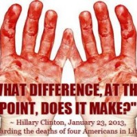 Hillary Clinton Knowingly Armed Islamist Terrorists in Libya