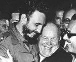 Kruschev and Castro