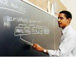 Obama teaches Saul Alinsky as a community agitator
