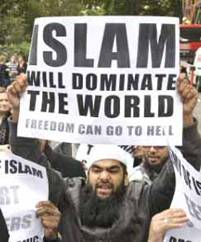 Islam as Dominate