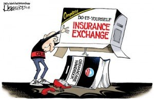 Cartoon - Obamacare Guide