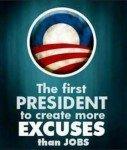 Obama - Excuses