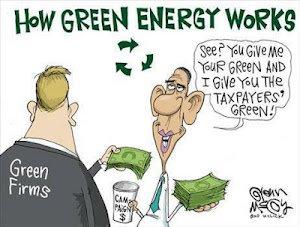 ObamaGreenEnergyAgenda