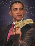 Obama - Shredding Constitution