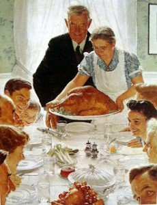 Rockwell - Thanksgiving