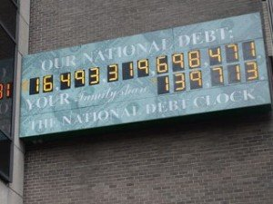 debt clock16trillion