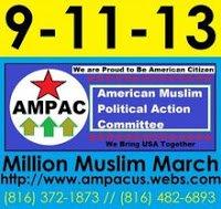 AMPAC - Million Muslim March